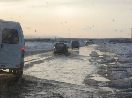 Cars from Russian North 3