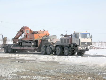 Cars from Russian North 4