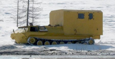 Cars from Russian North 5