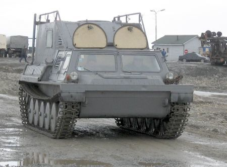 Cars from Russian North 9