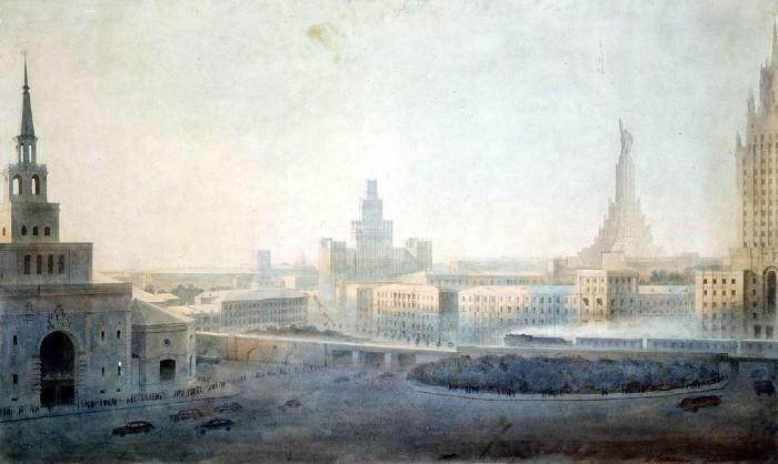 soviet skyscraper 6