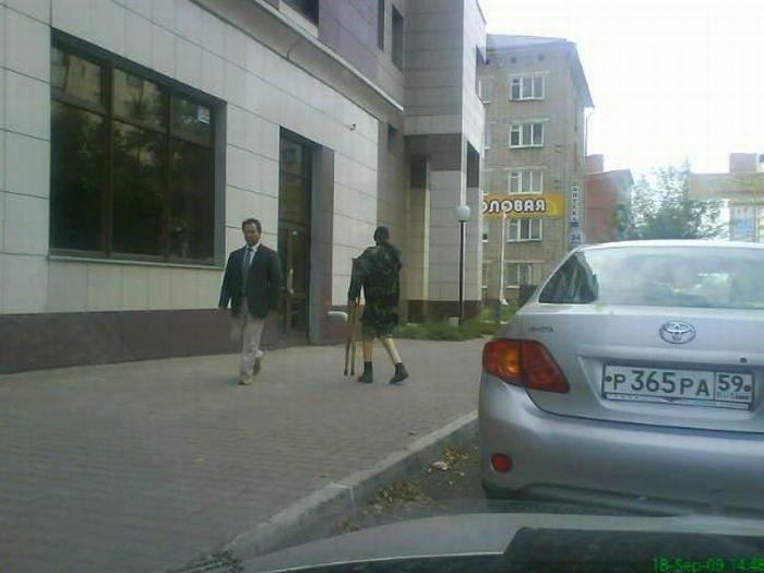 Russian beggars 2