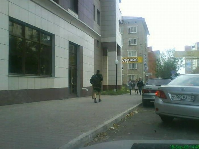 Russian beggars 3