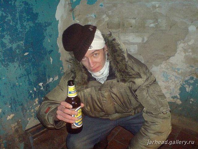 Russian gangsta style 11