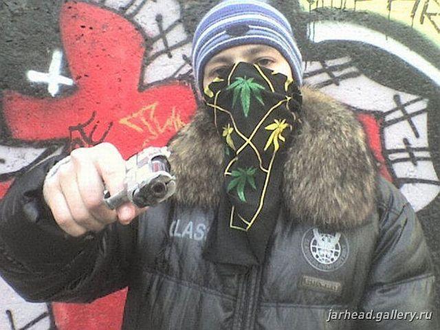 Russian gangsta style 17