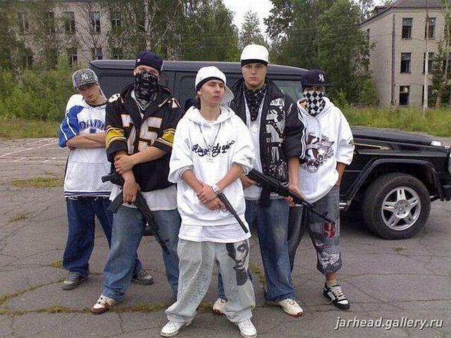 Russian gangsta style 19
