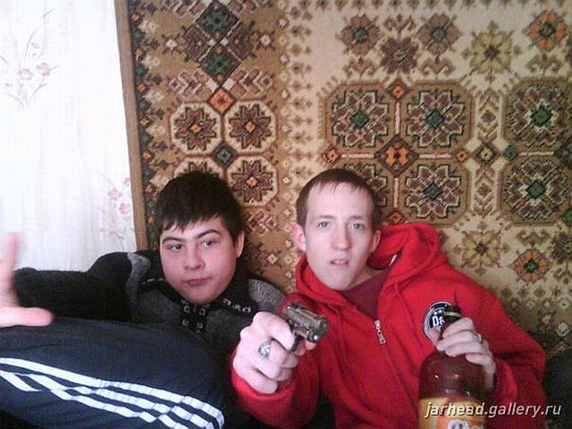 Russian gangsta style 31