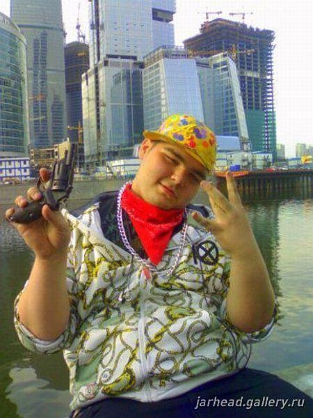 Russian gangsta style 34