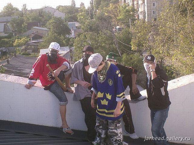 Russian gangsta style 35