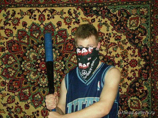 Russian gangsta style 42