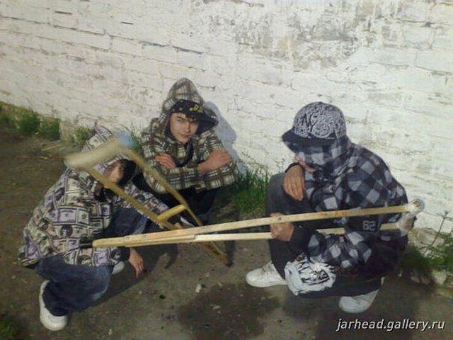 Russian gangsta style 51