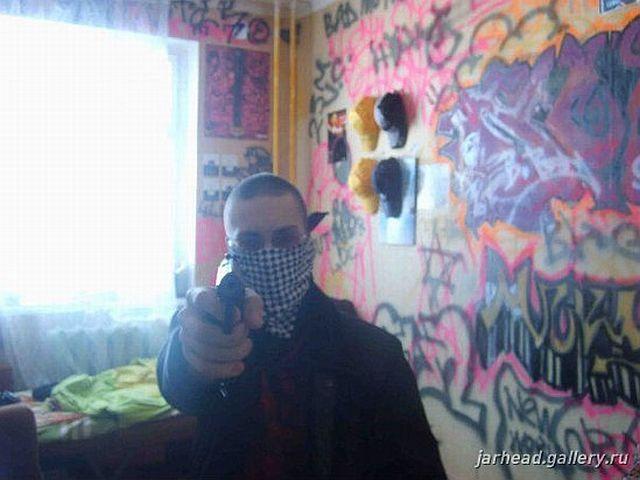 Russian gangsta style 54