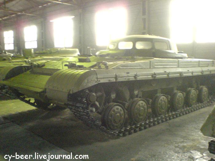 Russian UFO tank 2