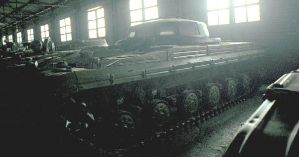 Russian UFO tank 4