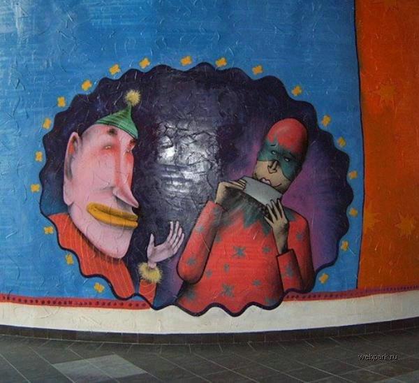 street art in Odessa, Ukraine 18