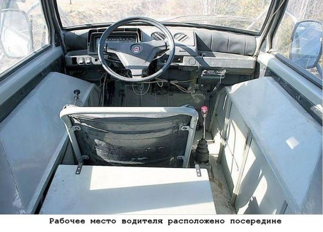 smallest Russian car is turned into suv 9