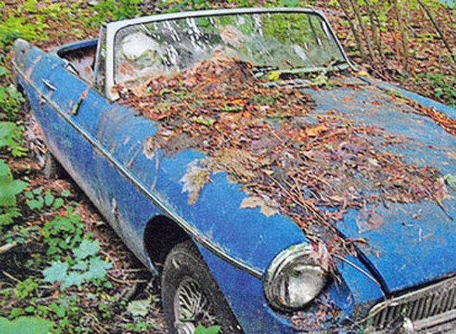 Old Luxury Cars 1