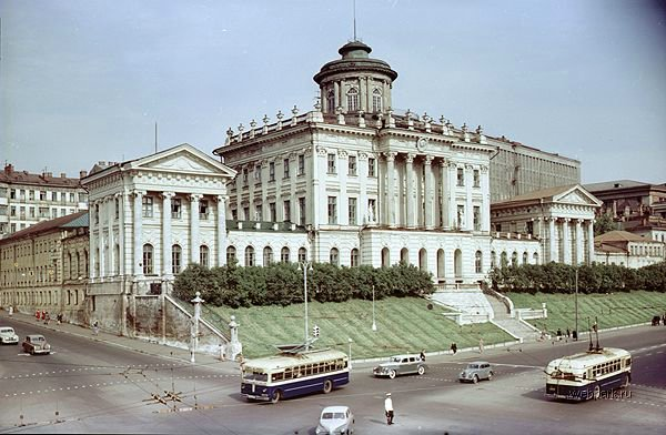 Moscow, Russia old photos 13