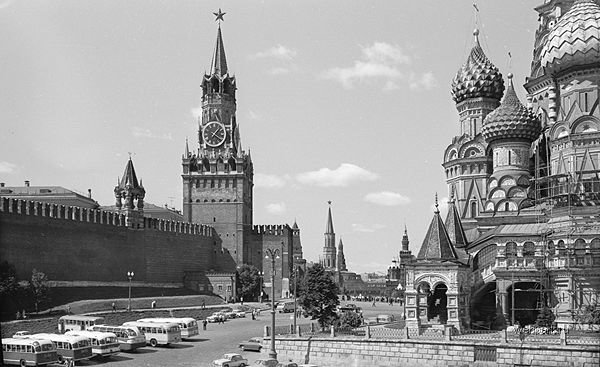 Moscow, Russia old photos 14
