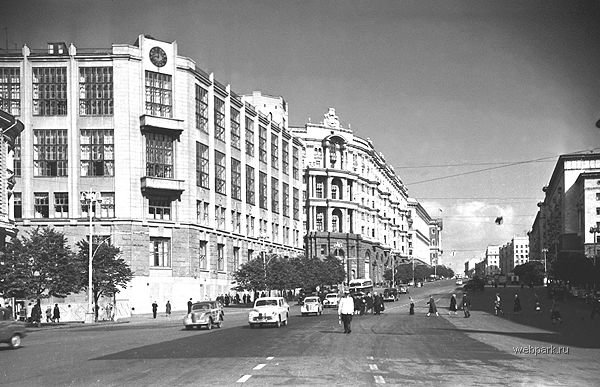 Moscow, Russia old photos 18