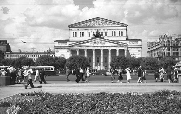 Moscow, Russia old photos 19