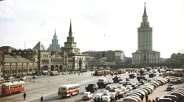 Moscow, Russia old photos 20
