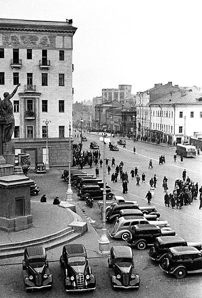Moscow, Russia old photos 23