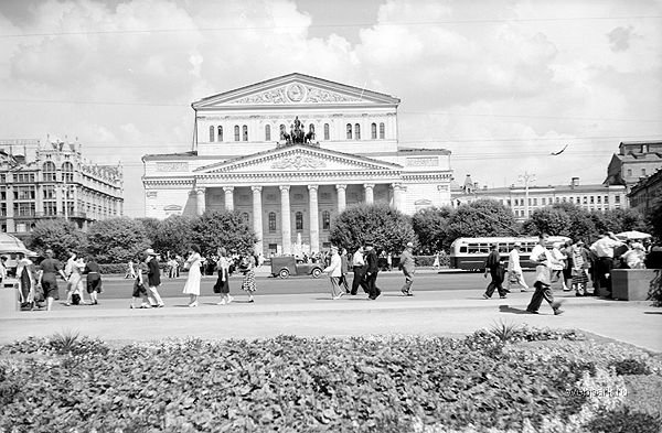 Moscow, Russia old photos 25