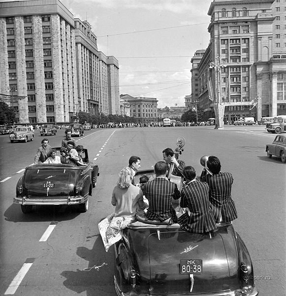 Moscow, Russia old photos 28