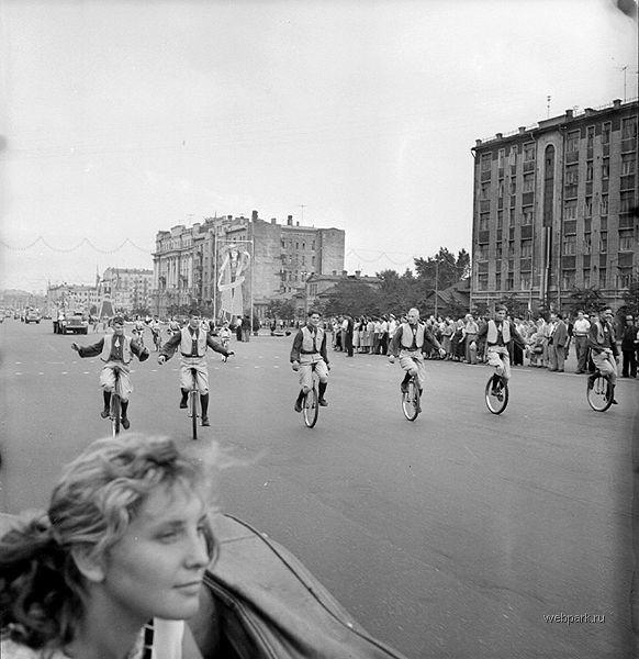 Moscow, Russia old photos 29