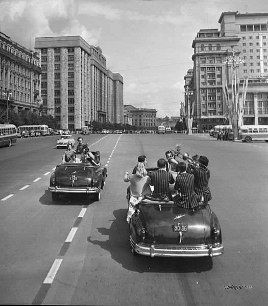 Moscow, Russia old photos 33