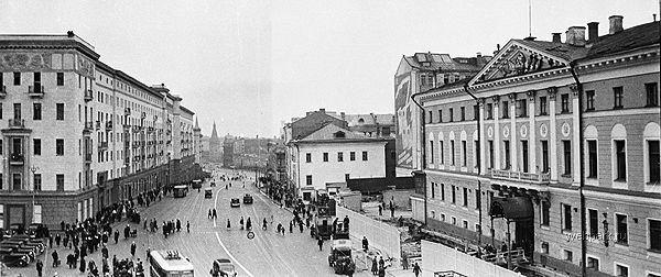 Moscow, Russia old photos 45