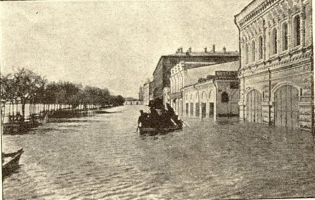 disasters in old Moscow, Russia 3