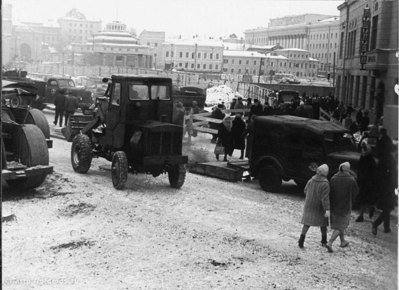 Old Moscow Roads