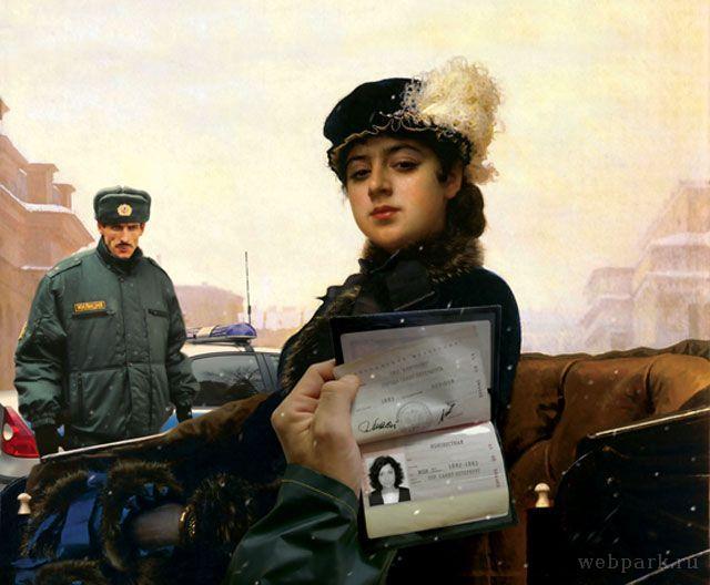 Russian modern art 1
