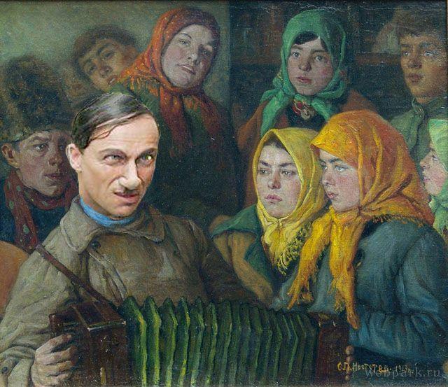 Russian modern art 3
