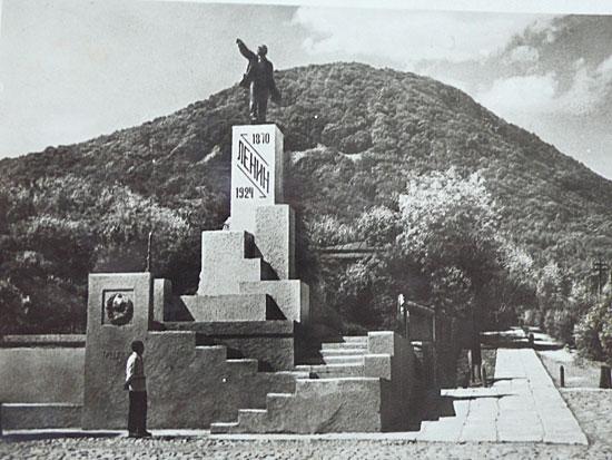 soviet monuments