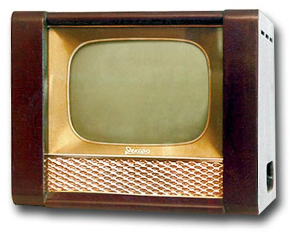 Old Soviet TV Sets 1