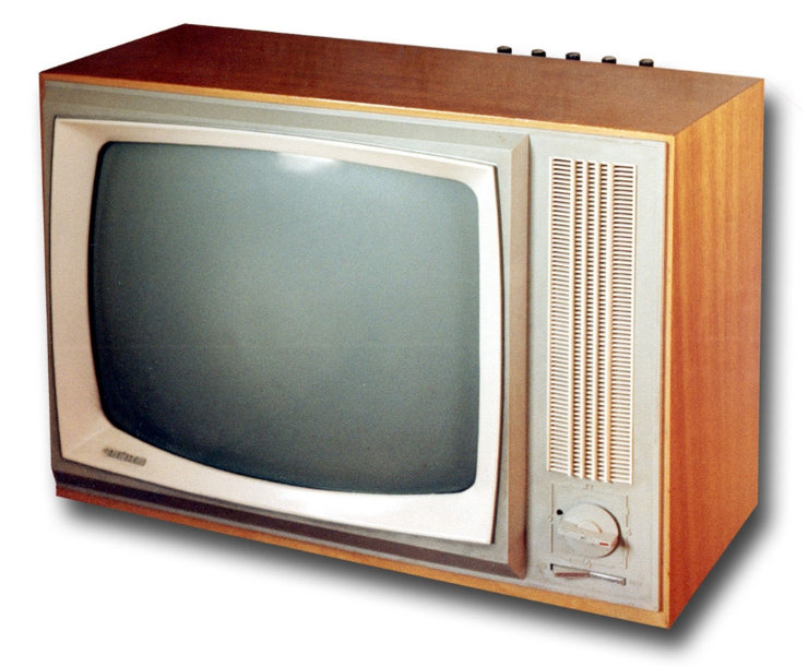Old Soviet TV Sets 10