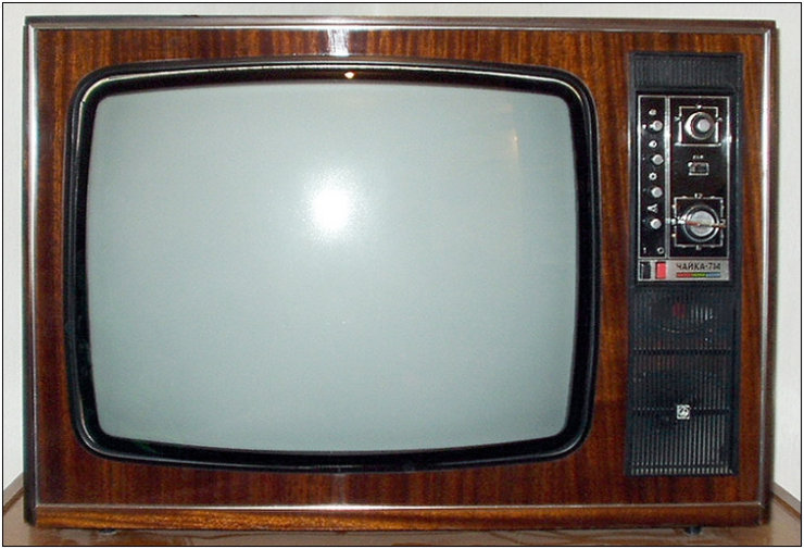Old Soviet TV Sets 12