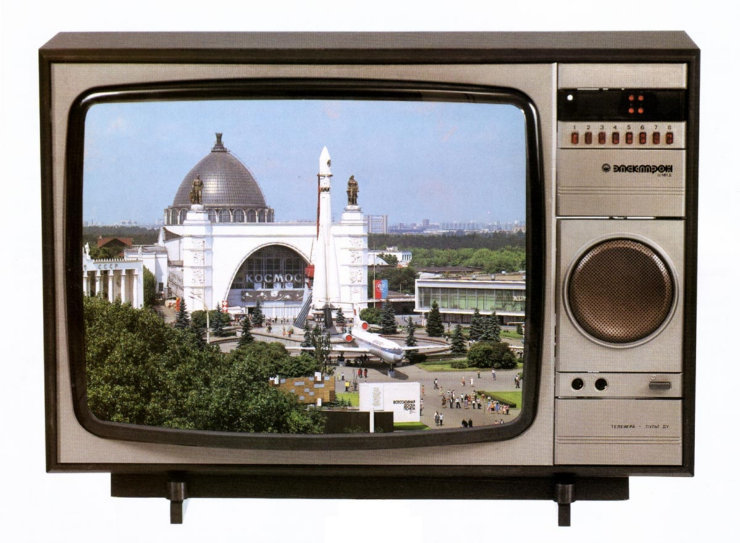 Old Soviet TV Sets 13