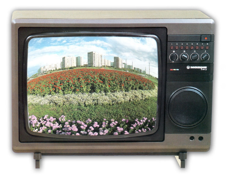 Old Soviet TV Sets 16