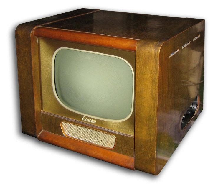 Old Soviet TV Sets 2