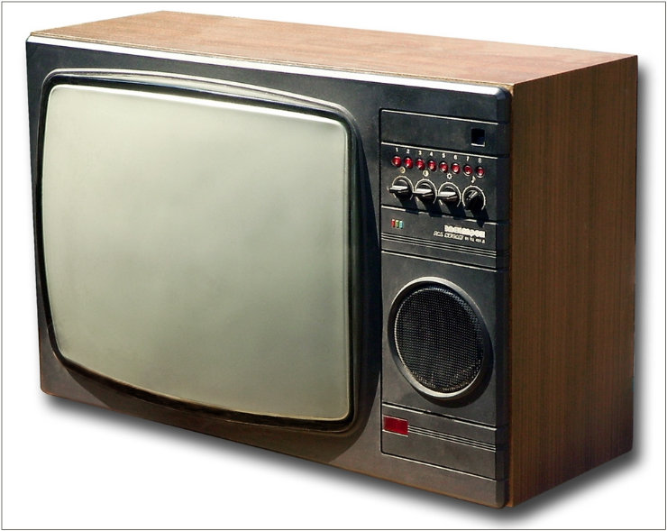 Old Soviet TV Sets 20