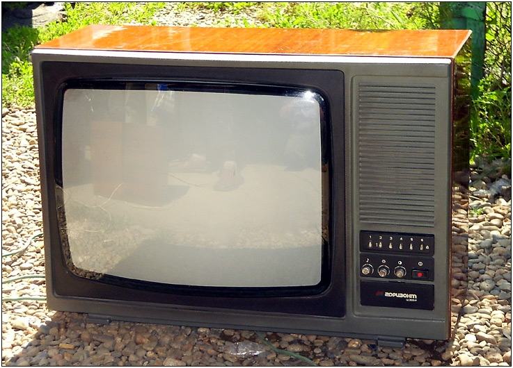 Old Soviet TV Sets 22