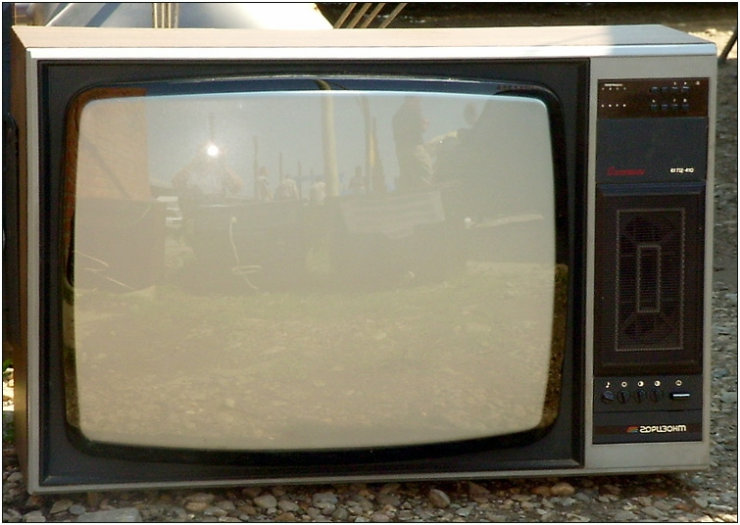 Old Soviet TV Sets 23