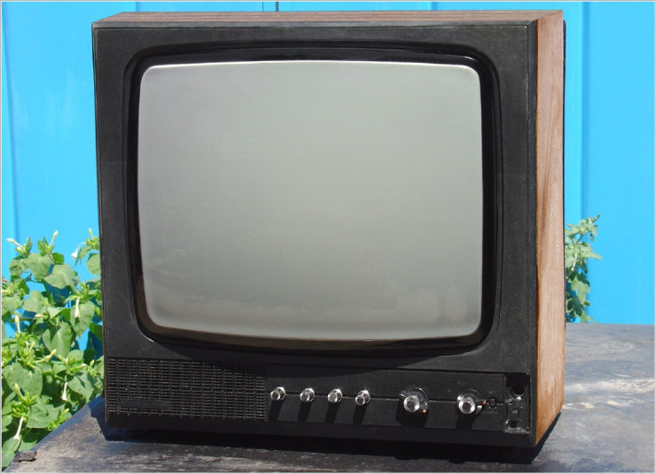Old Soviet TV Sets 24