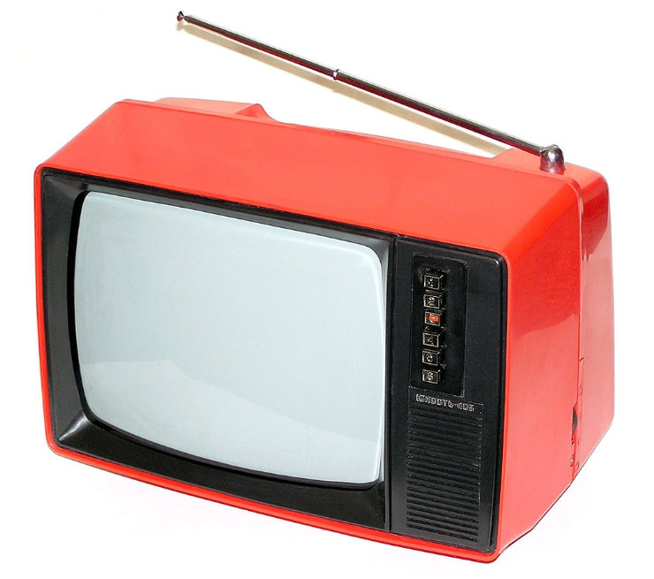 Old Soviet TV Sets 25