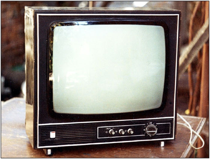 Old Soviet TV Sets 28