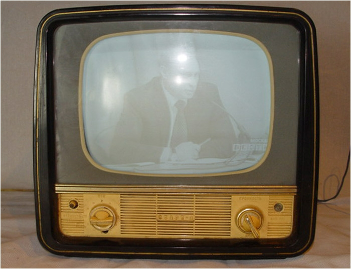 Old Soviet TV Sets 3